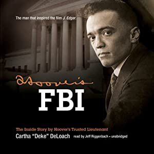 Hoover's FBI Audiobook