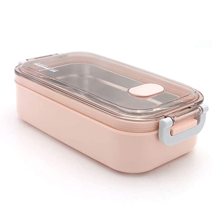 Amazon.com: Stainless Steel Food Container Lunch Box lunch ...