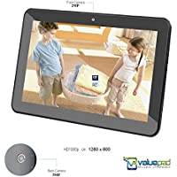 Best ValuePad VP111 7' 8GB Bluetooth 4.0 HDMI Android 4.4 KitKat Google Play 3D Game Dual Core 1.3GHz 1080P Dual Camera, FCC Certified, 1 Year Warranty, BBB Accredited