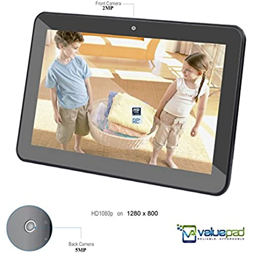 ValuePad VP112-IPS 10 Quad Core Android 5.1.1 Lollipop Kids and Adult Hybrid Tablet, BT 4.0, 1280x800 IPS, HDMI, 5MP Camera and Wifi Coupons