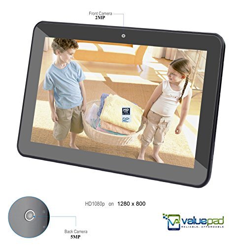 Best ValuePad VP111 7' 8GB Bluetooth 4.0 HDMI Android 4.4 KitKat Google Play 3D Game Dual Core...