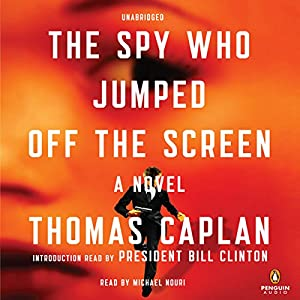 The Spy Who Jumped Off the Screen Audiobook