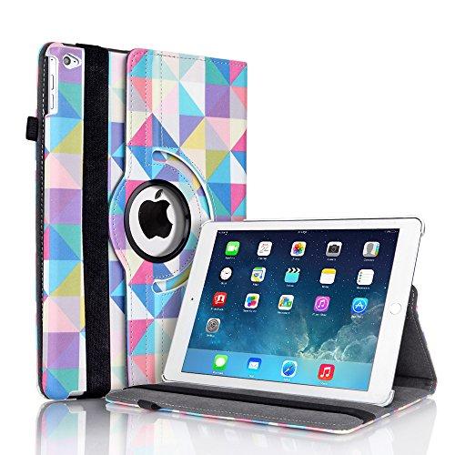 TNP iPad Square Multi Color
