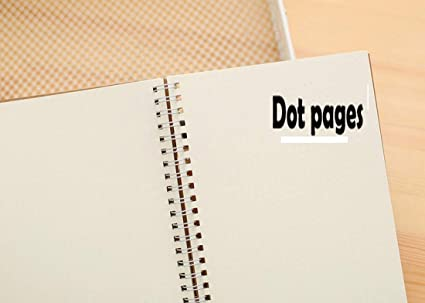 image relating to Bullet Journal Dot Grid Printable identify : Bullet Magazine Laptop computer Dot Grid Sheets