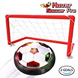 LOFEE Birthday Presents for 3-10 Year Old Boy,Indoor Hover Ball with 2 Goals Toys for 3 4 5 6 Year...