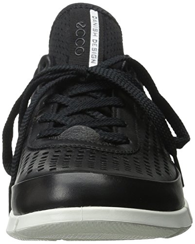 Intrinsic Sneakers 1 Femme Noir Basses Ecco Black01001 SqEw4dS