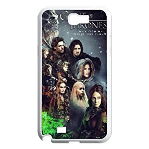 Samsung Galaxy Note 2 N7100 Phone Case for Game of Thrones pattern design