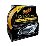 Meguiar's Gold Class Carnauba Plus Premium Paste Wax - Creates a Deep Dazzling Shine - G7014J, 11 oz