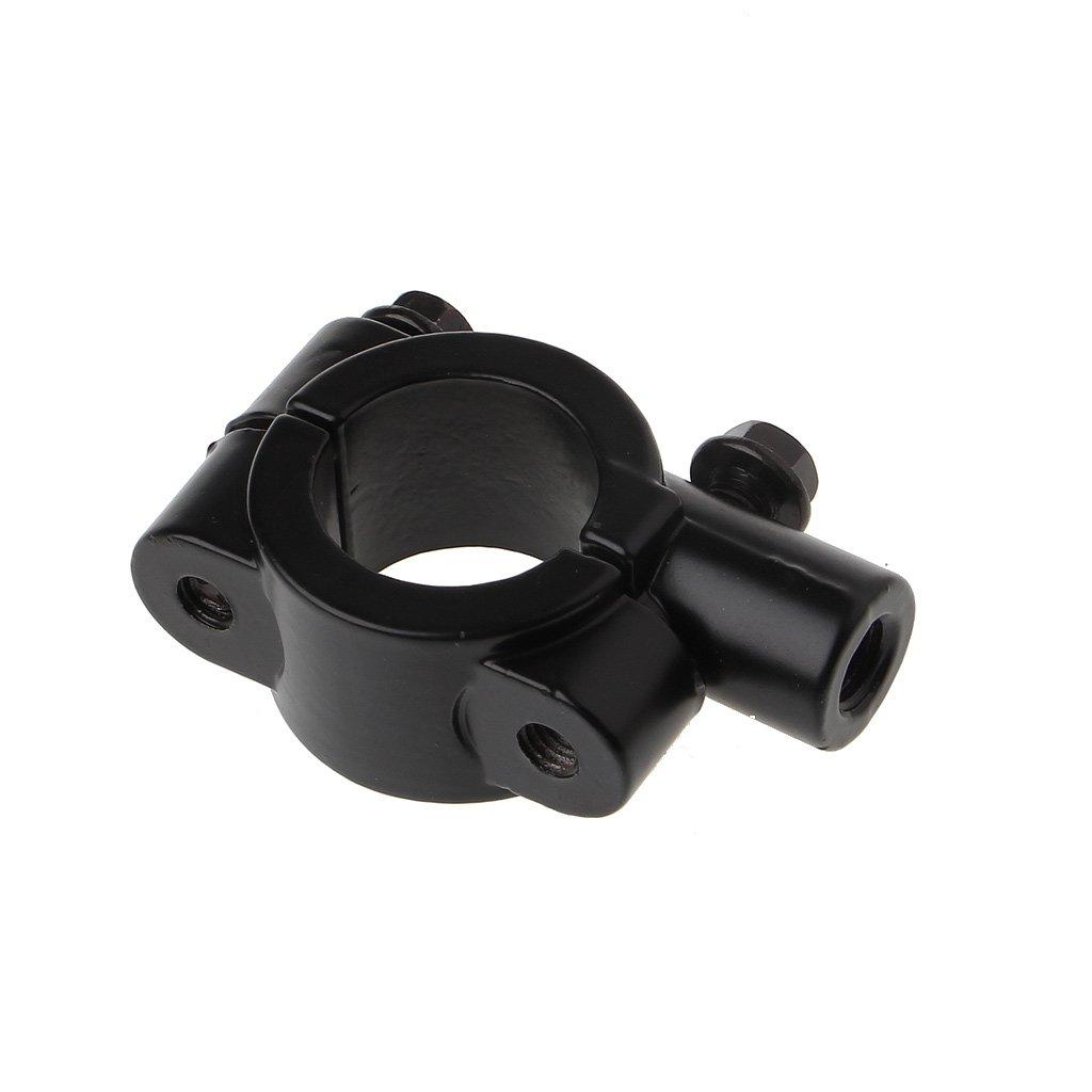 8 mm de la Marca huiouer Soporte Universal para Espejo retrovisor para Motocicleta