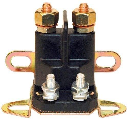 (STARTER SOLENOID for John Deere L100 L110 L118 L120 L130 Mower AM133094 AM138497 ;PMN#4534TG48 3464YHRE230009)