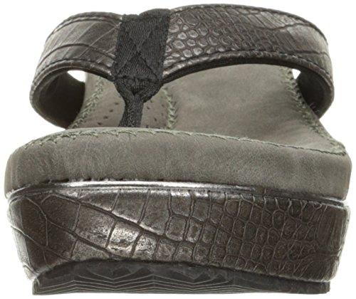 Wedge Volatile Women's Sandal Gunmetal Abigail rRrdxwB