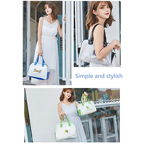 Style Bag Green Case Travel Waterproof Cosmetic Travel Dry Anti Blue Pouch SOMESUN Waterproof Storage Package A Water EHxwOAZqA