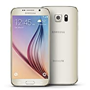 Samsung Galaxy S6 SM-G920A 4G LTE 32GB AT&T GSM Unlocked Android Smartphone