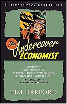 The Undercover Economist Tim Harford 9780345494016