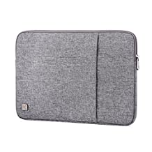 """CAISON Laptop Sleeve Case Water-Resistant Protective Bag For 14"""" Notebook Computer Chromebook / 14"""" Lenovo ThinkPad T470 E470 / 14"""" HP Pavilion 14 / 13"""" HP Pavilion x360 13 / 13.5"""" Surface Book"""
