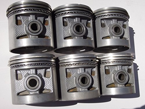 1941-62 Chevrolet 235 cid L-6 engine Sealed Power Pistons and pins +.060