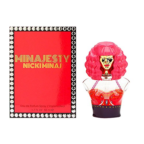 Nicki Minaj Minajesty Eau de Parfum Spray for Woman