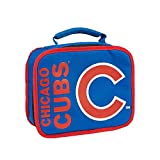 The Northwest Company MLB Chicago Cubs Sacked Lunchbox, 10.5-Inch, Royal