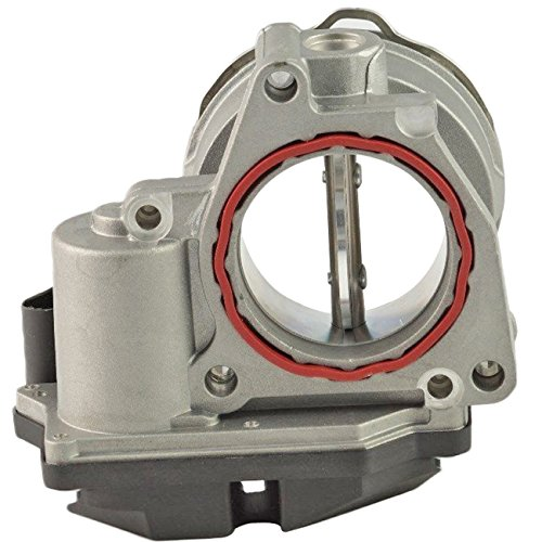 Bapmic 03G128063Q Fuel Injection Throttle Body for Audi A3 Volkswagen Jetta Passat Audi A3 - Passat Wagon Tdi