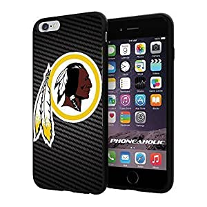 diy case Washington Redskins ,Cool iphone 4 4s Smartphone Case Cover Collector iphone TPU Rubber Case Black