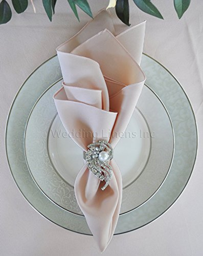 Wedding Linens Inc. 10 pcs 17
