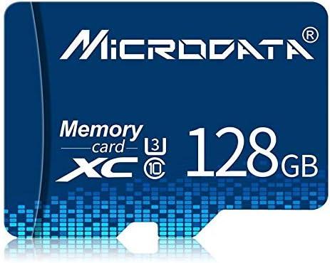 Wakaa Tarjeta de Memoria de Alta Velocidad U3 Blue TF (Micro ...