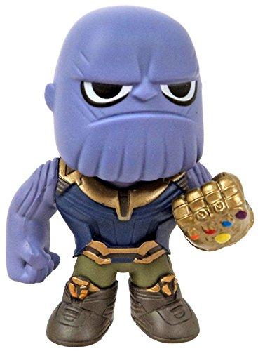 "Thanos: ~3"" Funko Mystery Minis x Avengers - Infinity War Mini Bobble Head Figure [26896K]"