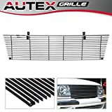 99 tacoma billet grill - AUTEX Polished Aluminum Upper Billet Grille Grill T85463A for 1998 1999 2000 Toyota Tacoma 4WD