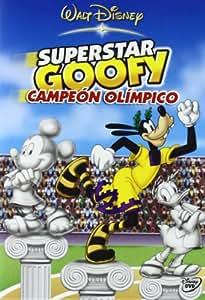 Superstar Goofy: Campeón Olímpico [DVD]