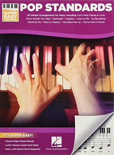 Standards Songbook - Pop Standards - Super Easy Songbook