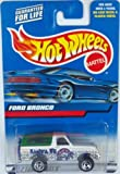 Hot Wheels Ford Bronco #198 Year: 2000