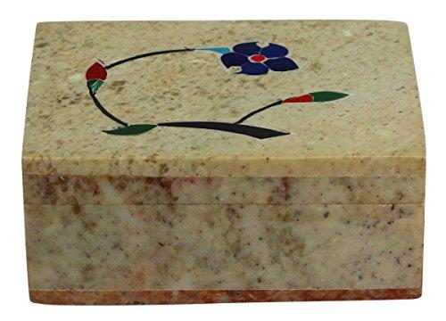 12-DAYS-of-DEALS-Marble-Handmade-Jewelry-Box-Decorative-Pietra-Dura-Trinket-Storage-keepsake-Box-CHRISTMAS-GIFTS