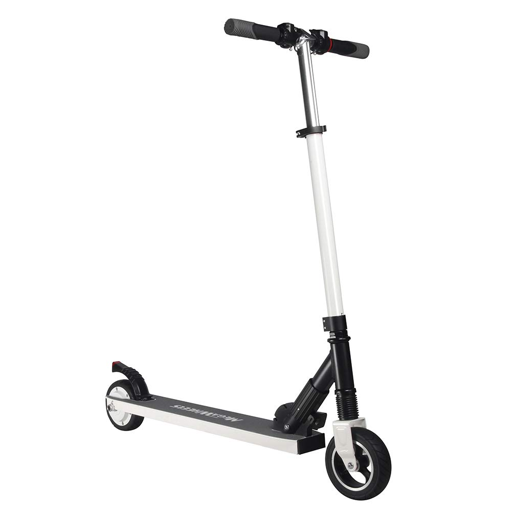Foerteng-us Electric Scooter with Shock Absorbers,4.0Ah, 18650 14series Battery, Foldable Adult Electric Scooter,Up to 23km/h,6.0inch Commuting Scooter for People by Foerteng-us (Image #2)