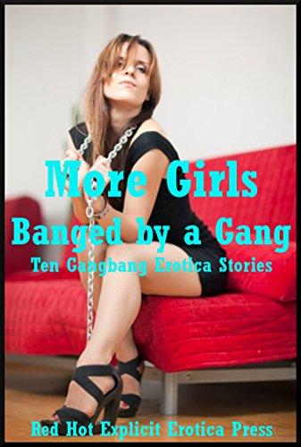 Young girl gangbanged 10