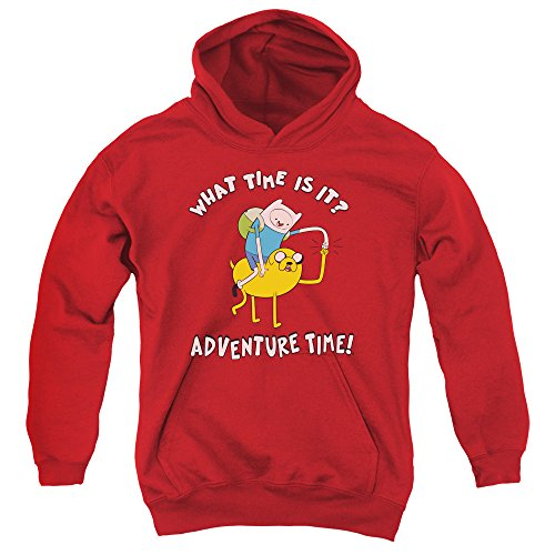 Bump Red Youth Time Hoodie Ride Adventure 7UaqRzOw