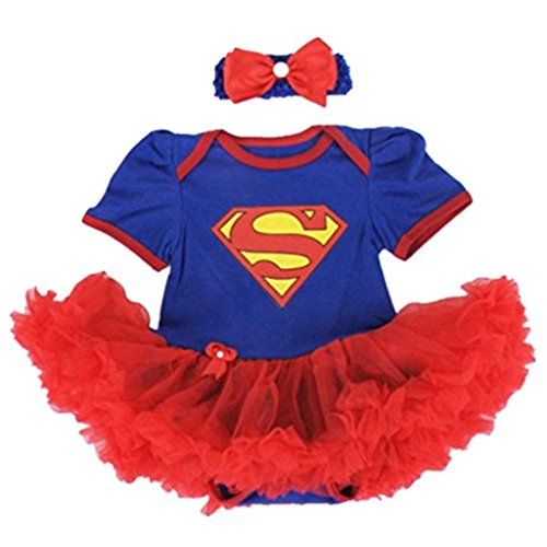 Starkma Supergirl Newborn Infant
