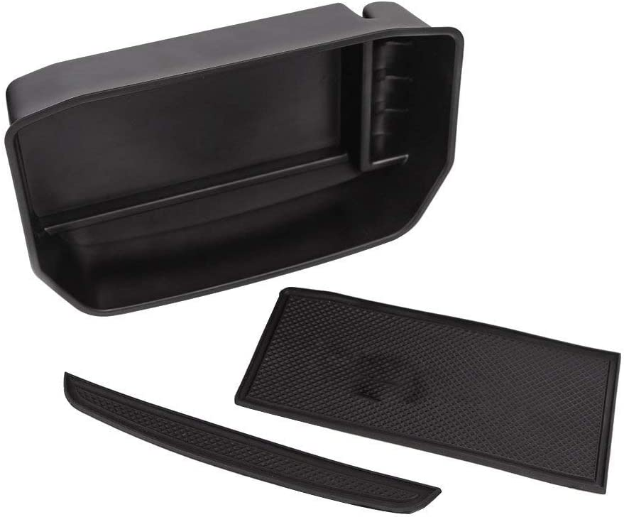 GZXinWei Car Center Console Armrest Box Glove Box Secondary Storage