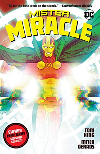 Pdf Graphic Novels Mister Miracle