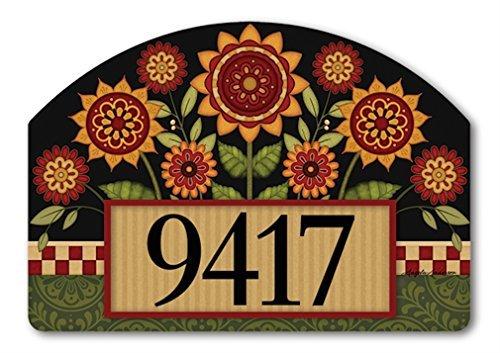 Yard DeSign Primative Sunflowers Yard Sign #71146