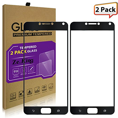 Tempered Glass Screen Protector for Asus Zenfone 4 - 5