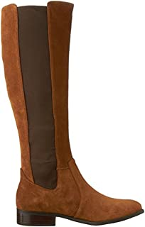 569cb31c4eb1 Amazon.com   Jessica Simpson RICEL 2 Women Round Toe Knee High Boot ...