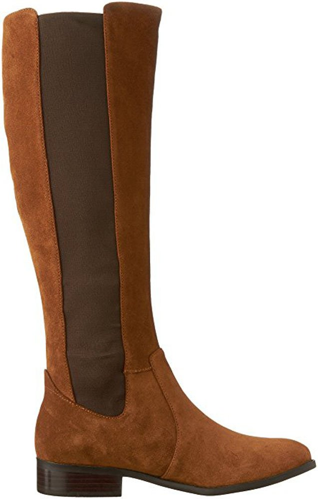 Jessica Simpson RICEL 2 Women Round Toe Knee High Boot B06Y3N7CBZ 10 B(M) US|Canela Brown