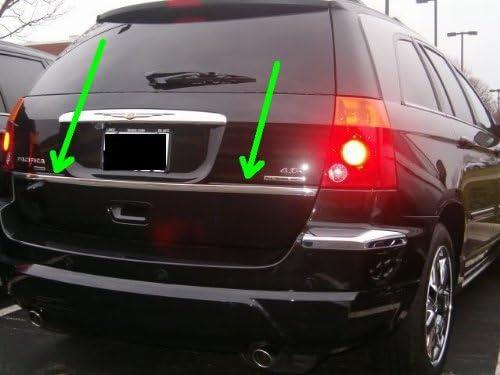 312 Motoring fits 2002-2006 Nissan Pathfinder Carbon Fiber ROOF Trim MOLDINGS 2PC 2003 2004 2005 02 03 04 05 06