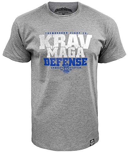 Krav Maga Defense Combat System, MMA T-shirt