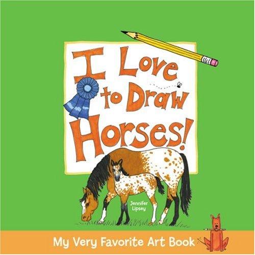 i love to draw horses - 1