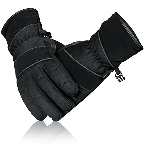 Thermal Motorbike Gloves - 9