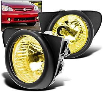 Fog Driving Light Lamp Driver Side Left LH NEW for Echo Highlander MR2 Prius xA