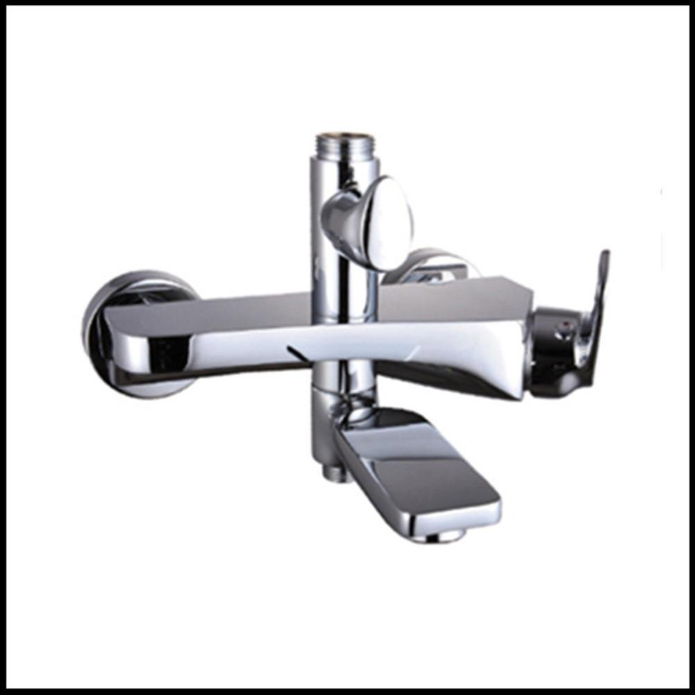 GAOF Piano three copper shower faucet Shower Mixer shower valve ...