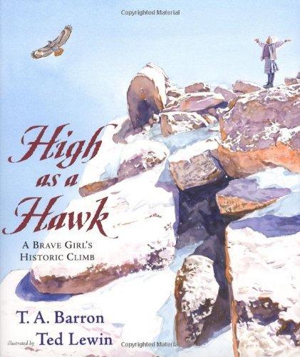 High As A Hawk by T. A. Barron (2004-05-24)
