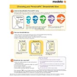 Medela PersonalFit Flex Breast Shields, 2 Pack of